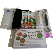 3D Jelly Gelatin Tools Starter Kit Amazing Jelly Jello Art Cake (Kit #15)