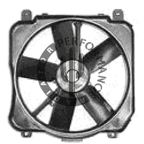 Engine Cooling Fan Assembly fits 91-96 Buick Park Avenue 3.8L-V6