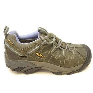 Keen-Womens-Voyageur-Low-Leather-Athletic-Hiking-Trail-Boots-US-8-5-EU-39
