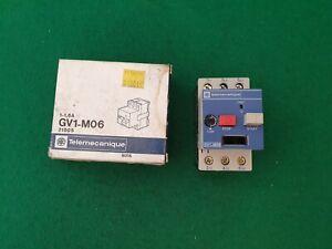Telemecanique-GV1M06-Motor-Interruptor-1-1-6-Amp