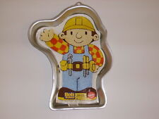 Wilton BOB THE BUILDER Character Birthday Party CAKE PAN #2105-5025 Instructions