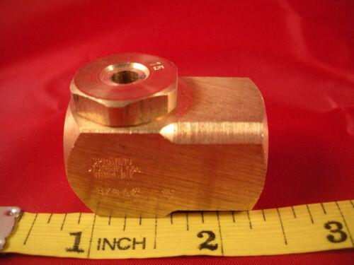"Whirljet 3//8 AX 15 Valve Brass Spraying Nozzle 3//8/"" A 15 Female Fitting Inlet"