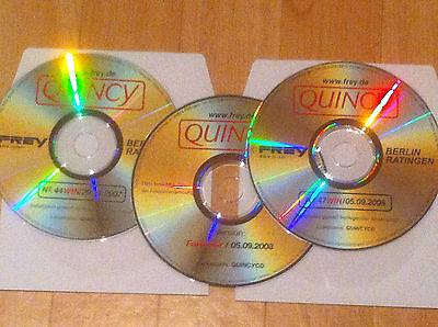 3 Quincy Software-cds Von Frey Adv Gmbh üBerlegene (In) QualitäT