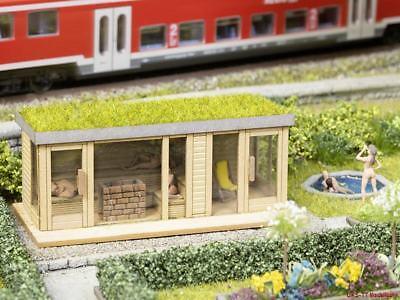 Onesto H0 Sauna Con Panorama Ancora 14397 Nuovo!!!-mostra Il Titolo Originale