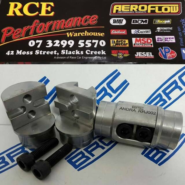 """BRC Side Intrusion Bar Weld In Joint Roll Cage Joiners Suit 1-5/8"""" Tube PAIR"""