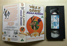 WILE E. COYOTE AND ROAD RUNNER- VHS VIDEO