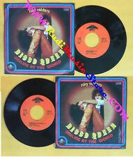 LP 45 7'' NIKY VALDARO Disco queen Smiling at the world 1979 italy no cd mc dvd