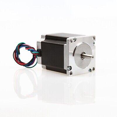 4 pcs Nema 23 stepper motor 270 oz.in=1.9NM 3A 23HS8430 bipolar