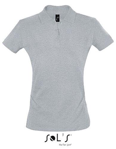Sol/'s Damen Poloshirt Polohemd WOMENS POLO SHIRT PERFECT S M L XL XXL Neu L526