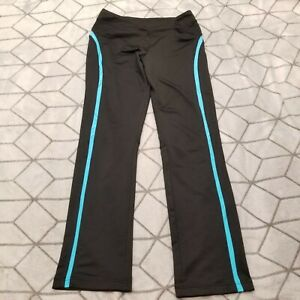 C2 Nike Fit Dry Womens Athletic Running Yoga Pants Black Size Small 4 6 Ebay