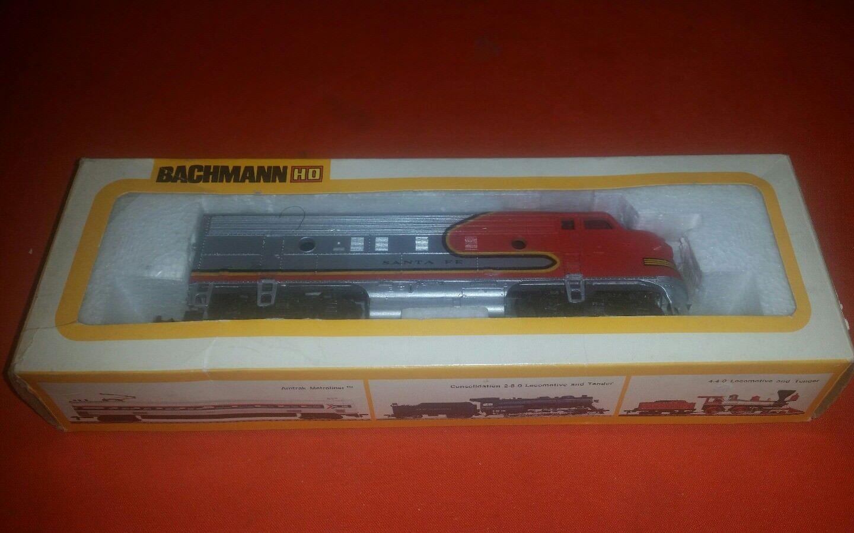 New Bachmann Santa Fe Engine EMD F9