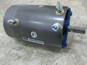 Warn 74756 26629 38894 winch replacement electric motor Warn winch replacement motor