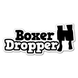 BOXER DROPPER JDM Sticker Decal Car JDMSB Girls Car Vinyl Decal - Car sticker decal for girls
