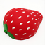 New-Jumbo-Super-Giant-Soft-Squishy-Watermelon-Orange-Strawberry thumbnail 10