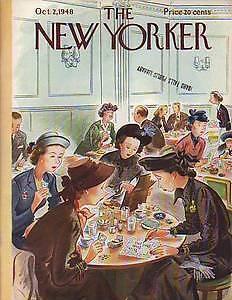 1948-New-Yorker-Oct-2-Girlfriends-split-lunch-four-ways