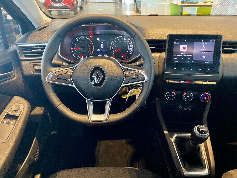 Renault Clio V 1,0 TCe 100 Zen - billede 8