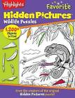 Favorite Wildlife Puzzles by Highlights For Children (Paperback / softback, 2013)
