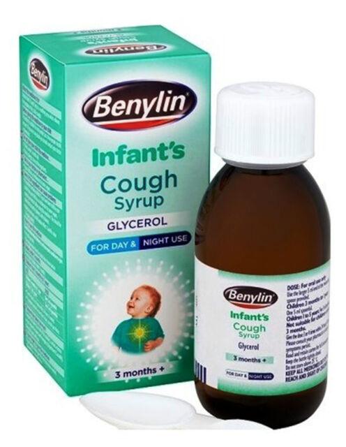 Benylin Infants Cough Syrup 125ml