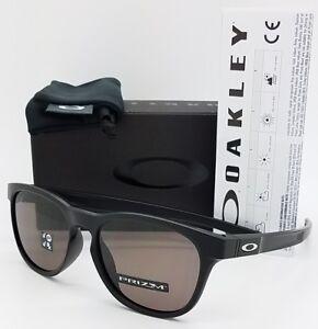Image is loading NEW-Oakley-Stringer-sunglasses-Matte-Black-Prizm-Grey- 650c9ae648