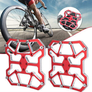 1-Pair-Universal-Clipless-Pedal-Platform-Adapter-For-Mountain-Bike-Quick-Release