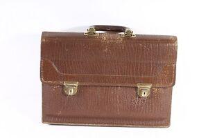 Old-Briefcase-GDR-Bag-Office-Decorative-Design-Classic-Retro-Vintage