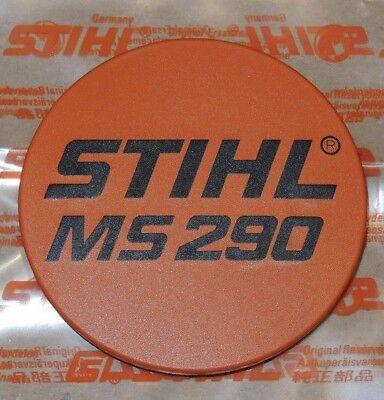 1127 Stihl Typenschild Motorsäge MS290 MS 290