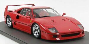 Ferrari F40 1987 completa di base scala 1/12 Edizione Lim. 250 pezzi al mond
