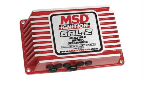 MSD 6421 6AL-2 Ignition Control w// Built-in 2 Step Rev-Limiter