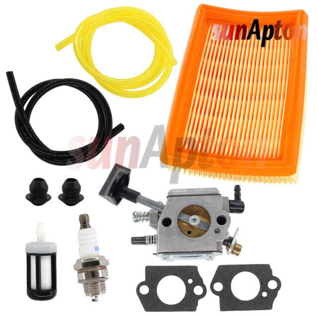 Carburetor Tune Up Kit For Stihl BR320 BR340 BR380 SR340 SR420 Backpack Trimmer