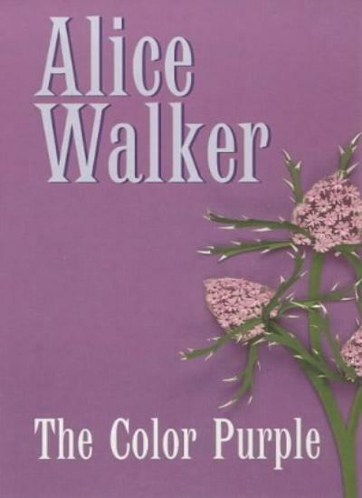 The Color Purple By Alice Walker. 9780704339057