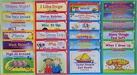 Scholastic Little Leveled Readers Learn To Read Preschool Kindergarten Classroom