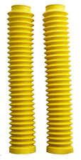 Yellow Fork Gaiters for: Suzuki RM125 84-88