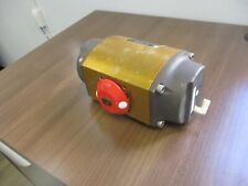 Flowserve Series 39 Pneumatic Actuator 20 39 Sn R6 Max Op Pressure 120psi Used
