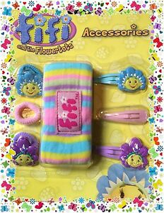 Fifi-and-the-Flowertots-Party-Supplies-Giftware-Hair-Accessories-Set-7-Piece