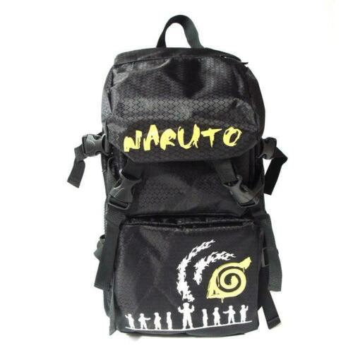 Naruto or Death note Anime Large Backpack 3 types
