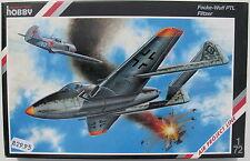SPECIAL HOBBY SH 72004-Focke-Wulf PTL Bolide - 1:72 - aereo-MODEL KIT