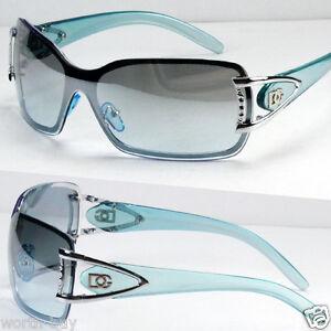 New-Mens-Shield-One-lens-Sunglasses-Shades-Fashion-Designer-Blue-Wrap-Retro