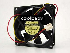 ADDA AD0812XB-A73GP  DC 12V 0.55A 3Pin 80x80x25mm Case Cooling Fan