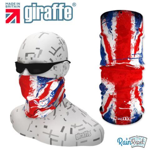 G278 Union Jack Maschera Balaclava Bandana Sciarpa necktube basso di lenza Più Caldo Copricapo
