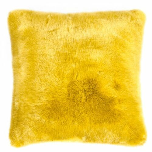 55x55cm Pad almohada funda Sheridan persa Mustard amarillo