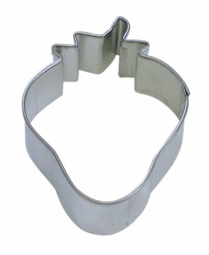 """3"""" Strawberry  Cookie Cutter Quality Stainless Steel Baking Tools From Bakell®"""
