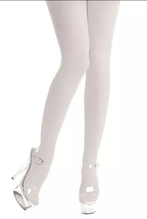 027652b49a7 American Apparel Opaque Pantyhose Tights Nude Rsaphh1 M   L for sale ...