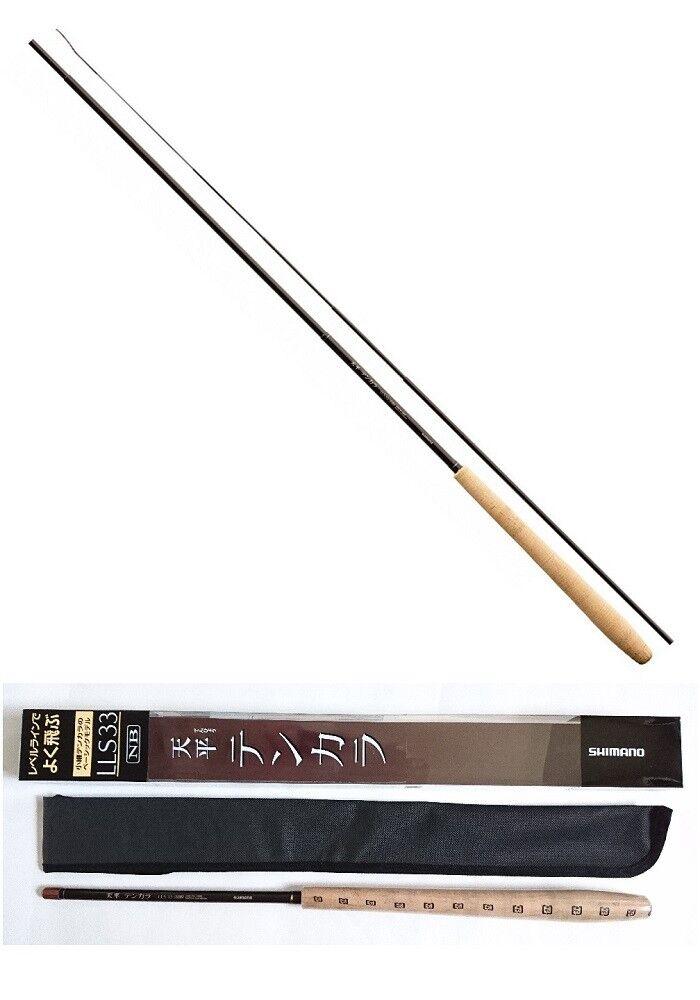 SHIMANO Tenpyo NB LLS33 Tenkara Rod 339539 Fishing Pole 10'09   Topstop