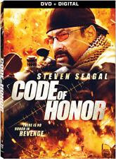 Code of Honor (DVD, 2016)