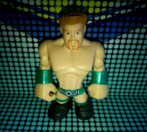 Sheamus Vert WWE Mattel RUMBLER Wrestling Figure