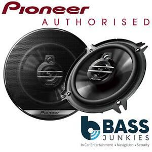 """Mercedes C-Class Rear Door speakers Pioneer 4/"""" car speaker 200W Adaptor Pods"""