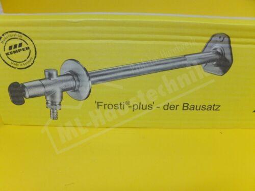 """Kemper Frost Aussenarmatur Zapfhahn Frostsicher Aussenwandventil 1//2/"""""""