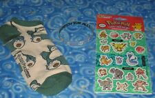 New Pokemon Snorlax & More Gift Lot Authentic Great Items Next Day USA Shipping