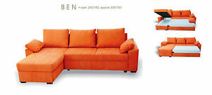 CORNER-SOFA-BED-BEN-ORANGE