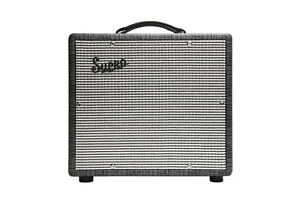 supro comet 6 14w 1x10 class a tube combo guitar amplifier w reverb tremolo ebay. Black Bedroom Furniture Sets. Home Design Ideas